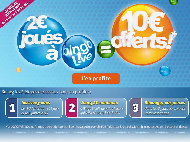 Profitez du bonus parionsweb.fr