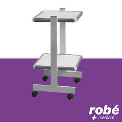 guéridon médical en vente sur http://www.robe-materiel-medical.com/mobilier-chariots_et_gueridons-47.html